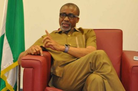 Presidency Attacks Senator Abaribe Over Calls For Buhari's Resignation