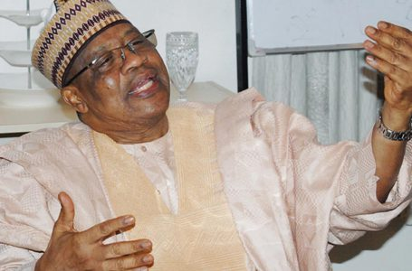 General Ibrahim Badamasi Babangida (IBB) Recent Photos.