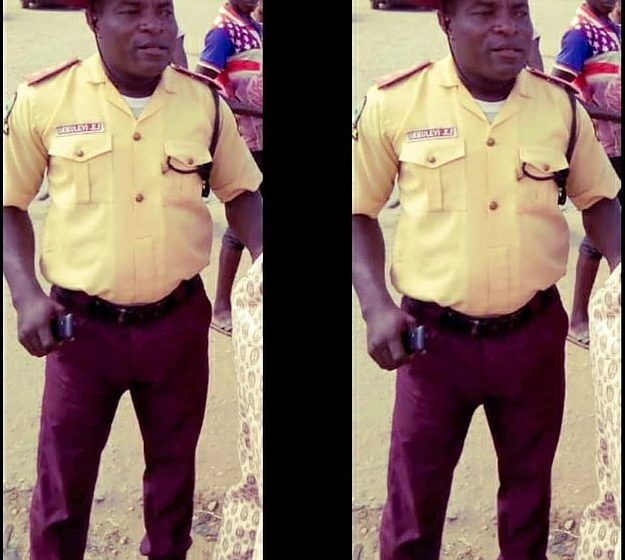 A 47 Years old Man killed(stabbed) his wife and Committed suicide For killing His wife at Morogbo