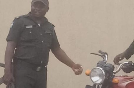 WAR AGAINST SUBVERSION- LAGOS CP ODUMOSU HAKEEM DEDICATE COP TO TRIAL