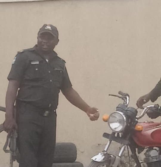 WAR AGAINST SUBVERSION LAGOS CP COMMITS COP TO TRIAL