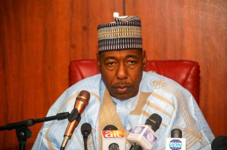 No Attack On Zulum's Convoy Or Security Aides, Media Aide Clarifies.