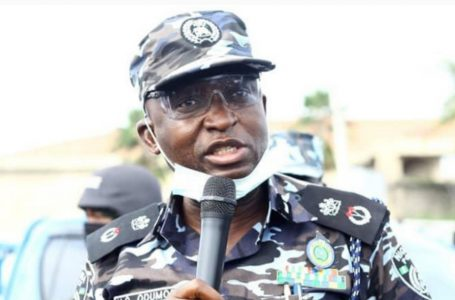 CP ODUMOSU ENHNACED KONTANGORA, EWAH, FAYOADE DEPUTY COMMISSIONERS OF POLICE IN LAGOS STATES COMMAND