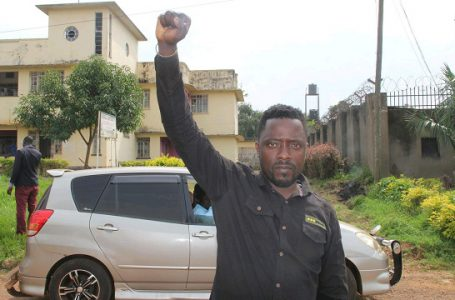 Journalist, Jinja NUP election coordinator released on police bond