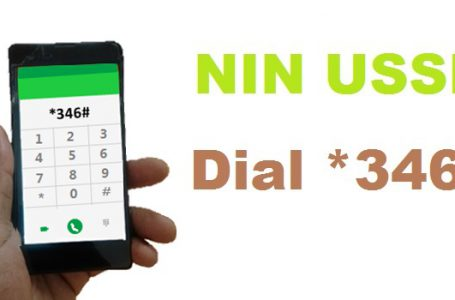GOOD NEWS FROM NIMC, NO MORE STRESS / EXPLOITATION TO GENERATE NATIONAL IDENTIFICATION NUMBER.