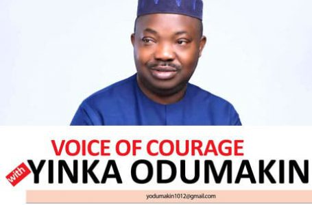 The Last Days Of Nigeria? VOICE OF COURAGE