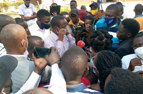 National Youth delegates reject voting, demand for UGX 2 million each.