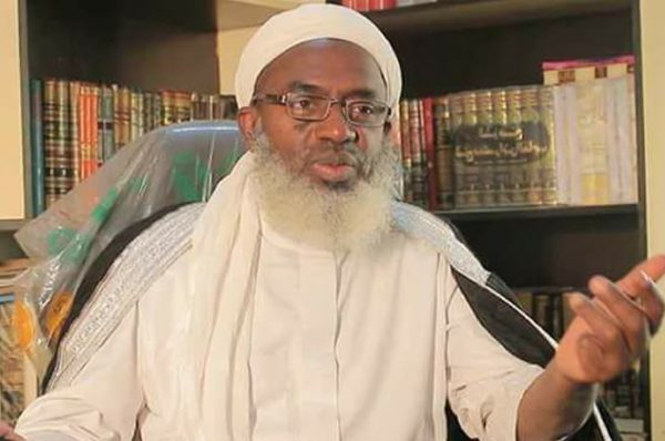 NUJ condemns Sheikh Gumi's comment that journalists are criminals