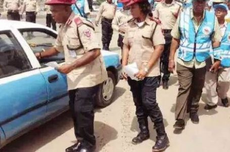 FRSC LAGOS TO BEGIN CLAMPDOWN OF OKADA/TRICYCLE AND DISPATCH RIDERS WITHOUT VALID CLASS A DRIVER'S LICENCE.