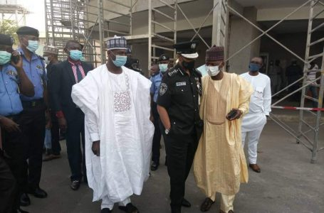 *FIRST DUTY: NEW ACTING IGP VISITS NIGERIA POLICE TRUST FUND, PLEDGES TO WORK CLOSELY..