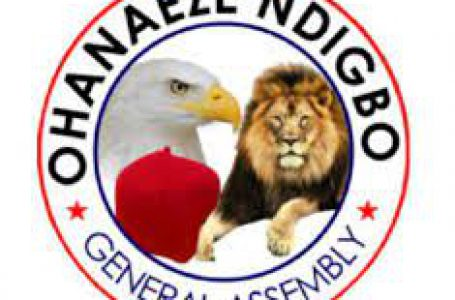 OHANAEZE WINS AS FG PRODUCES NNAMDI KANU IN COURT
